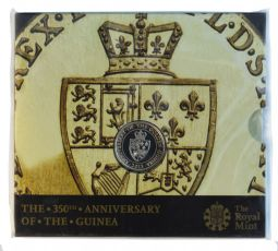 2013 £2  Anniversary of the GuineaBrilliant Uncirculated pack for sale